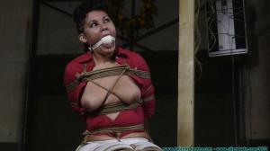 Enchantress sahrye tied [2021,Bdsm,Punishment,Bondage][Eng]