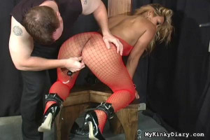 Fishnets and Fucking [Eng]