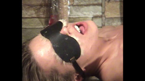 Amber Bench Tied Orgasm [2017,Bondage,Humiliation][Eng]