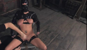 Bondage Love Bdsm Tied Down Tight part 21 [Humiliation,Crying,Electricity][Eng]