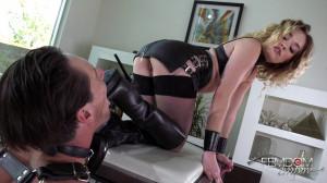 Katie kush - taste of leather [Eng]