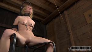 Questions Part Two - Nicki Blue [2011,Torture,Bondage,Rope Bondage][Eng]