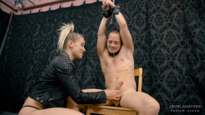Playing a dirty game [2020,Lady Anette,Femdom,Cock Worship,Fetish][Eng]