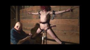 Natasha Days in the barn [2017,Bondage,Humiliation][Eng]