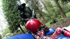 Rubber Gasmasked Gardener - Part 6 [Eng]