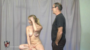 Adrianna Nicole In Trouble [2012,gags,collars,predicament][Eng]