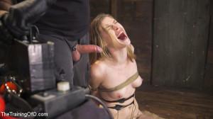 Speech Training an Anal Slut: Ella Nova [2017,Kink: The Training of O,Ella Nova ][Eng]
