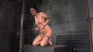 Punishing Paisley - Paisley Parker, Jack Hammer [2014,Bondage,Domination,Rope Bondage][Eng]