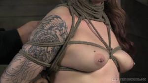 Pricked - Mollie Rose and Cadence Cross [2014,Rope Bondage,Bondage,Domination][Eng]
