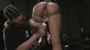 Angel Cummings Tries New Feels Ep. 2 [Angel Cummings,Domination,Torture,BDSM][Eng]