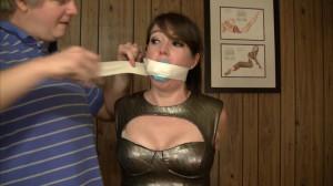 Elizabeth Andrews - Secretary High Heel Training and Bondage [2021,Bondage,BDSM,Rope][Eng]