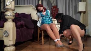 Madam Fayth Gone Wrong: Part 1 [2019,BDSM,torture,Bondage][Eng]
