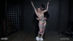 Contortions [HardTied,Baby Sid,Whipping,BDSM,Humiliation][Eng]