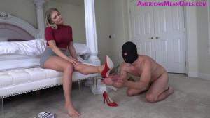 Under My Hot New Heels [Princess Amber,High Heel,Humination,Foot Fetish][Eng]