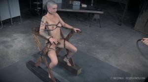 Franken Slave [2015,Abigail Dupree,Fisting,Bondage,Humiliation][Eng]