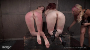 Tanked Part 3 - Ashley Lane [BDSM,Torture,Humiliation][Eng]