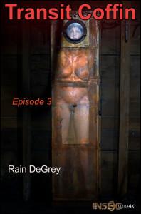 Transit Coffin Episode 3 [Whipping,BDSM,Humiliation][Eng]