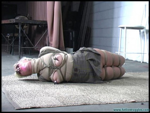 Wenona's Selfies - Part 4 [2020, MILF, crotchrope, chairtied][Eng]