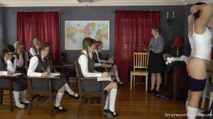 Strictmoor academy year 4 - scene 5 [Eng]