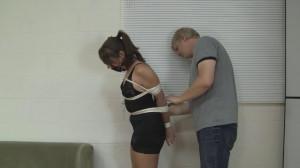 Elizabeth Andrews - Will You Tie Me Up? [2021,Bondage,Rope,BDSM][Eng]