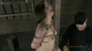 Girl next door, bound on the worlds most powerful orgasm [2018,SB,Cool Girl,BDSM][Eng]