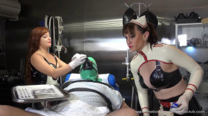 Mistress Miranda in Sounds of the Clinic Pt 1-5 [2019][Eng]