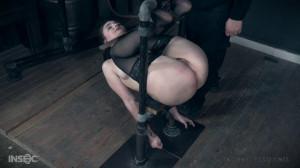 Luci Is A Wanton Sub Slut! [2018,Domination,Torture,Rope Bondage][Eng]