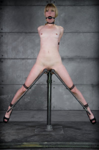 IR - Mona Wails - Blonde Mona Wales [2014,Mona Wales,Humilation,Domination,Extreme Bondage][Eng]