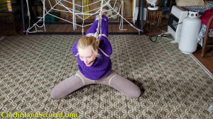 Ariel Anderssen -  Sweaters, Spankings and Strappados [2021,BDSM,Rope,Bondage][Eng]