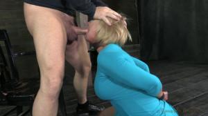 Big Booty Milf Mellanie Monroe Takes On 2 Cocks At Once Hardcore [Sexuallybroken][Eng]