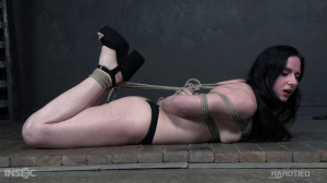 Bend or Break [2019,HardTied,Audrey Holiday,BDSM,Humiliation,Whipping][Eng]