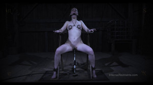 Creep Induction - Sierra Cirque [Hair Tie,Dildo,Electric Torture][Eng]