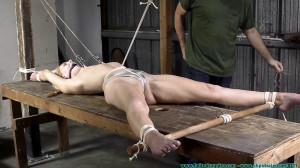 Ariel Anderssen Table Top [2021,Punishment,Bondage,Bdsm][Eng]