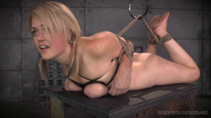 Winnie Has A Brutal  Ride [2014,Bondage,Spanking,Submission][Eng]