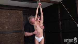 Addee Finds Submission part 1 [2018,Teen,BDSM,Petite][Eng]