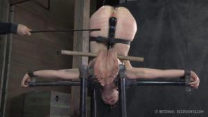 Stuck in Bondage, Again [2014,InfernalRestraints,Hazel Hypnotic,BDSM,Bondage,Torture][Eng]