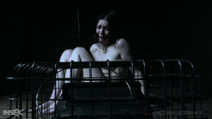 Bdsm Porn Videos Saw [2019,InfernalRestraints,Abigail Annalee,Bondage,Masturbation,Toys][Eng]