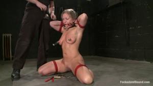 Hot and Horny (Dia Zerva, TJ Cummings) [2019,Fuckedandbound,Cool Girl,BDSM][Eng]
