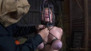Big breasted blonde Darling trained for brutal deepthroat [2021,Darling,Domination,Hardcore,BDSM][Eng]