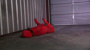 Fantom Fayth Falls for Zentai Suit Trap [2019,BDSM,Rope,Bondage][Eng]