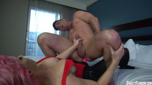 Get Used to My Strapon, Hubby Part 1 [2021,Lance Hart,Cuckolding,Big Tits,Pantyhose][Eng]