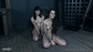 Luna Lovely and Eden Sin Lovely Suffering: Part 3 [2018,Torture,Vibrator,Humilation][Eng]