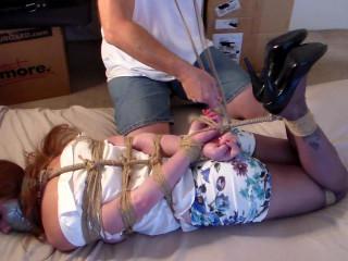 Restrain bondage test