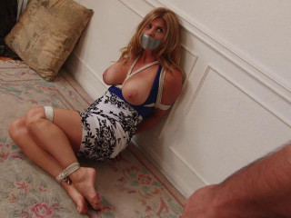 Barefoot Topless and Bound