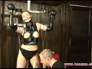 Rubber Slave Julia Power