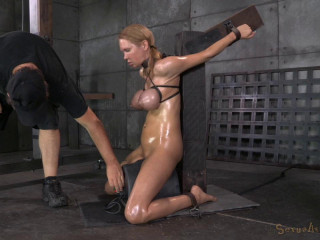 Throatboarded On Top