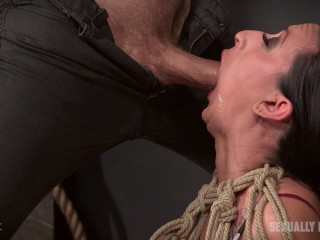 Roped N' Rammed - Lily Lane and Jesse Dean - HD 720p