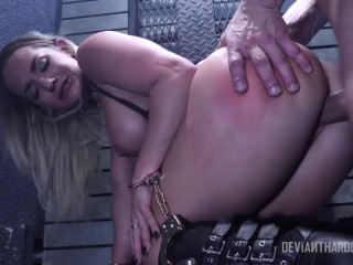 Domination extreme cali carter