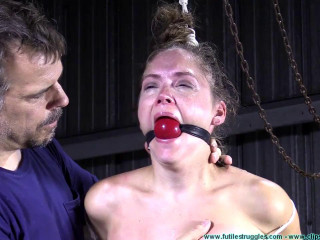 Bastinado and Nipple Torment for Rachel - Scene 1 - HD 720p