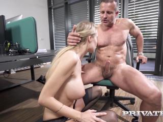 Florane Russell - Ass fucking At The Office FullHD 1080p